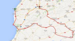 Marrakech To Essaouira Desert Morocco Tour Via Erg Chigaga Dunes