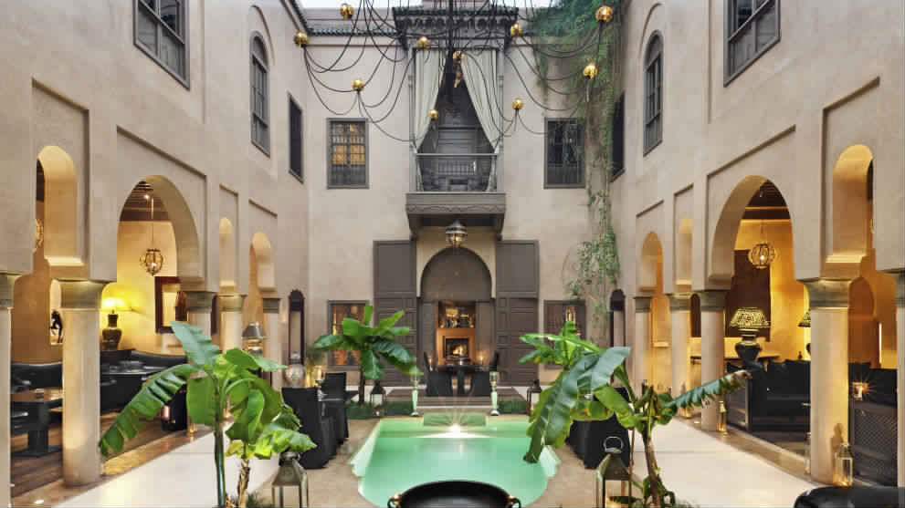 The Moroccan Riad Fes Marrakesh Ouarzazate Private