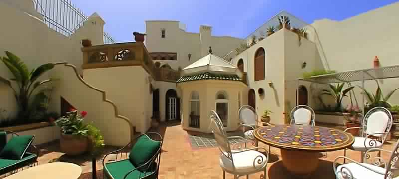 The Moroccan Riad Fes, Marrakesh, Ouarzazate