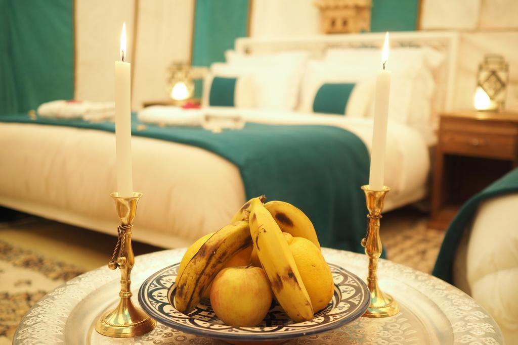 Luxury Marrakech tour night luxury desert camp 5