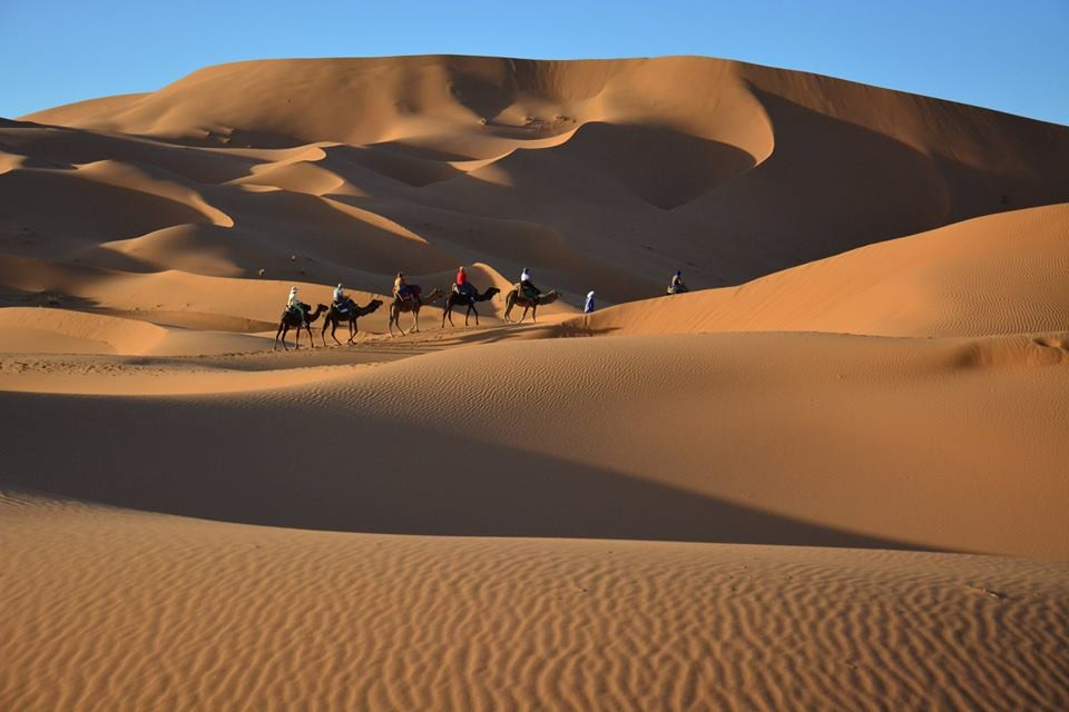 Private desert tours from Fes